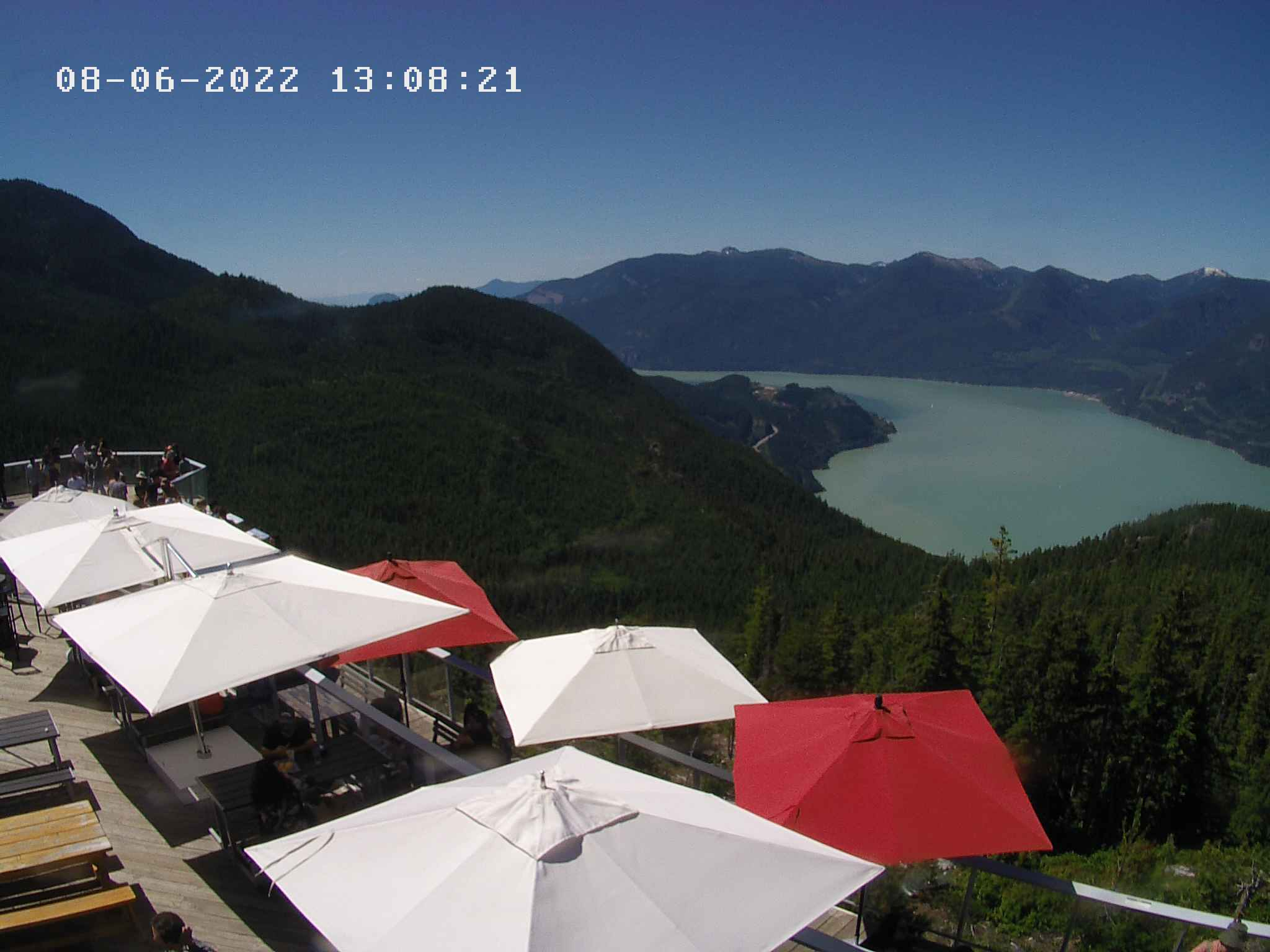 Sea to Sky Gondola - Summit Webcam